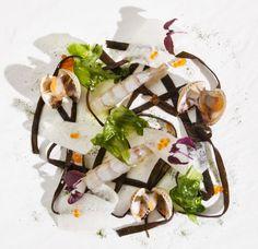 Cockles, Seaweed Salad, Recipes