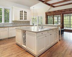 77 Custom Kitchen Island Ideas (Beautiful Designs) - Designing Idea