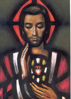 """La Santidad como tarea.: CATEQUESIS DEL PAPA: """"La Iglesia nace de la oración del Corazón de Jesús"""""""