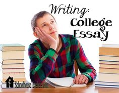 Writing the college admission essay