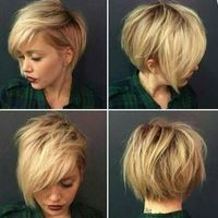 360 view pixie cuts - Google Search