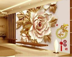 Wall Design Custom Wallpaper Decor Murals Mural Art