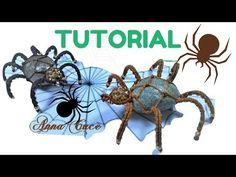"Tutorial macramè "" Ragno ""/ Tutorial macrame ""Spider""/ Diy tutorial - YouTube Christmas Diy, Christmas Wreaths, Christmas Ornaments, Diy And Crafts, Arts And Crafts, Macrame Projects, Macrame Necklace, Diy Tutorial, Fiber Art"