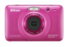Nikon Coolpix S30 - Cámara digital 10.1 Megapíxeles - Amazon.es: Nikon - Waterproof Camera!