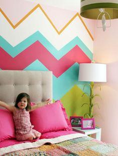 Сделай интерьер более оригинальным: 5 необычных техник для окраски стен