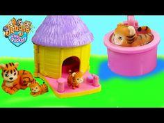Disney Frozen Princess Anna Beauty Salon Job Shopkins Playset Squinkies Cookieswirlc - YouTube