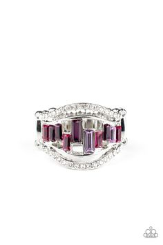 Paparazzi Accessories, Paparazzi Jewelry, Jewelry Shop, Fashion Jewelry, Purple Rings, Mobile Boutique, Charm Rings, Treasure Chest, Shades Of Purple