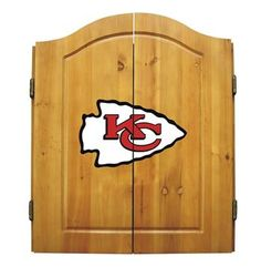 Use this Exclusive coupon code: PINFIVE to receive an additional 5% off the Kansas City Chiefs Dart Cabinet at SportsFansPlus.com
