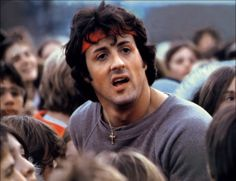 Sylvester Stallone in Rocky II (1979)