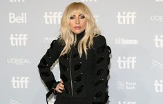 Lady Gaga attends the press conference of 'Gaga: Five Foot Two' in Toronto Bradley Cooper, Lady Gaga, Nouveau Look, International Film Festival, Fashion News, Toronto, People, Winter Jackets, Celebrities