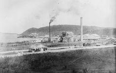 Antigua Central Azucarera, Guánica, Puerto Rico (1910)