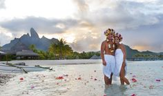 Bora Bora Wedding |