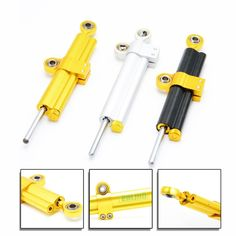 US $36.54 (Watch more - https://alitems.com/g/1e8d114494b01f4c715516525dc3e8/?i=5&ulp=https%3A%2F%2Fwww.aliexpress.com%2Fitem%2FUniversal-Aluminum-Motorcycle-CNC-Steering-Damper-For-bmw-F700GS-F-700-GS-f650gs-F-650gs-f%2F32761541016.html) Universal Aluminum Motorcycle CNC Steering Damper For bmw F700GS F 700 GS f650gs F 650gs f 650 gs f650 gs 2008-2012 2009 2010
