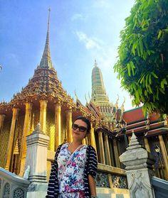 Todos os posts sobre a Tailandia estão no blog!!www.jornadakamoi.com  15 dicas uteis para planejar sua viagem para Tailândia  Roteiro 3 dias em Bangkok  O que fazer em Koh Samui  Roteiro de Ao Nang  O que fazer em Koh Phi Phi