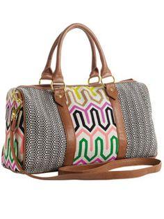 Weekend bag!