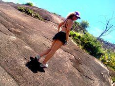 Vivendo a Vida bem Feliz: Subir colinas: um ótimo exercício!