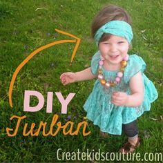 How To Tuesday: DIY Knit Turban