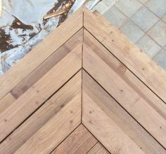 Deck Corner Detail Portland, OR | Hammer & Hand