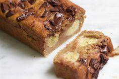 Dit receptje moet je proberen: chocolade-banaan cake! | I Love Health | Bloglovin'