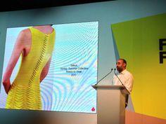 Rabih Kayrouz at Fashion Forward - Dubai, 2013