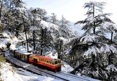 Shimla Train route.. Beautiful!