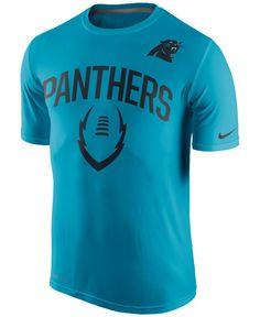 Nike Men s Carolina Panthers Legend Icon T-Shirt Carolina Panthers Shirt a6e9f1be2