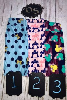 The LulaRoe Disney collection has arrived! All of the LulaRoe styles can now be found with  your favorite Disney character printed on them! Find Mickey, Minnie, Bambi, Aurora, Nemo, and more! There are even cute Disney LulaRoe leggings like these! Come check out my LulaRoe Disney inventory in my online boutique at https://www.facebook.com/groups/lularoesunshineandherlulabro/