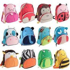 mochilas para niños de animales - Buscar con Google