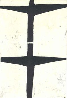 Philippe Vandenberg, etching ( 11) for Exil de Peintre, Ergo Pers, 2004