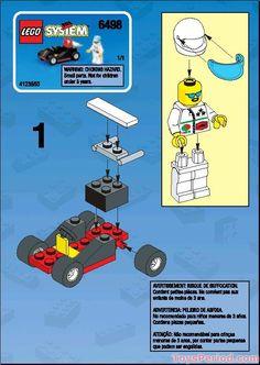 Go-Kart Free Instruction Page 1