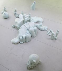 "Elsa Sahal 2008 - ""Snakes and ladders"" - Elsa Sahal"