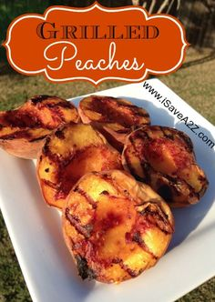 Best Peaches EVER! Oh MY WORD!!! You've got to try this! Good for Breakfast, lunch or dinner! OH YES!