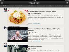 Learnist, una forma interesante de buscar y compartir información de Internet