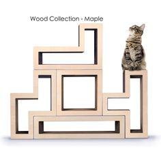 Katris Cat Scratcher System & Blocks   Cat Tree Condo Furniture Shelves   Different Covers & Styles
