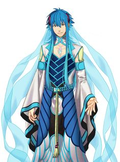 Dmmd, Dramaical Aoba fan art part 4----that would totally be his wedding dress!!!! i wonder which of the boys he is marrying!!!