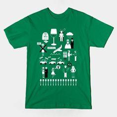 ISN'T IT IRONIC? T-Shirt - Alanis Morissette T-Shirt is $14 today at TeePublic!