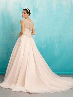 Allure Bridals 9310