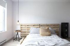 Tendance déco : Tête de lit ! Lire l'article : http://www.myhomedesign.fr/blog/tendance-deco-tete-lit/