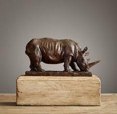 Bronze Rhino.....for me