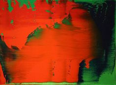 Gerhard Richter » Art » Paintings » Abstracts » Green-Blue-Red » 789-73