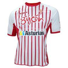 Sporting de Gijón 2011 12 Camiseta futbol  395  - €16.87   Camisetas a4042257a9add