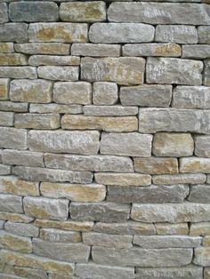 Behind Bronwyn's stone wall, like this dorset dry stone wall