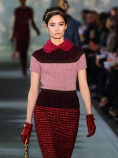 Burgundy shades for Fall and Winter