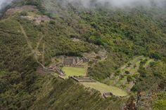 Serene Choquequirao is the lonely 'sister' of Machu Picchu © Mark Johanson / Lonely Planet