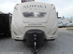 New 2016 CrossRoads Sunset Trail Super Lite 290QB For Sale by Northgate RV Center available in Ringgold, Georgia