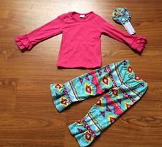 PREORDER Aztec Cuteness 3pc Set #kemaily