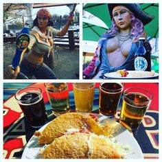 @rubiconbrewing: Lunch plans today? Rubicon has you covered!  Swabbies  Rubicon = SwabbaCon!  Swabbies Mobile Taco Truck with pirates invades Rubicon today from 11am-7pm! Specials on Swabbies tacos Rubicon beer tastings and giveaways. @swabbiesontheriver #sbw2016 #rubiconbrewing #tacos #craftbeer