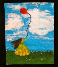 PazleeButterfly - Online Store 11x14 Acrylic on mixed media paper. Ready to frame $23.00 http://www.PazleeButterfly.com