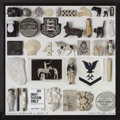 Museum of Black & White by Peter Blake