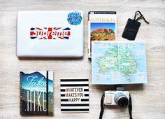 Working Holiday Visum   Work & Travel in Australien selber planen. Travel Essentials Australia WHV, Take a hike, Typo, Travel Quotes, Wanderlust Quotes, Reiseführer Australien
